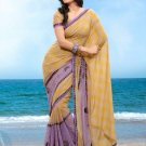 Partywear Faux Georgette Designer Exclusive Printed Saree With Blouse- NT 187 N