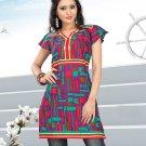Indian Bollywood Cotton Partywear Kurti Kurta Tops - X 1014B