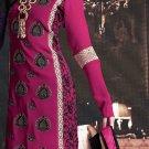 Georgette Bollywood Wedding Salwar Kameez Shalwar Suit - DZ 5113b N