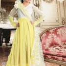 Georgette Bollywood Wedding Salwar Kameez Shalwar Suit - DZ 5101a N