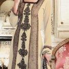 Georgette Bollywood Wedding Salwar Kameez Shalwar Suit - DZ 5114b N