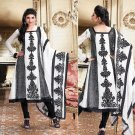 Georgette Bollywood Wedding Salwar Kameez Shalwar Suit - DZ 5114a N