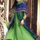 Georgette With Net Bollywood Wedding Salwar Kameez Shalwar Suit - DZ 5117c N