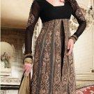 Georgette With Net Bollywood Wedding Salwar Kameez Shalwar Suit - DZ 5117b N