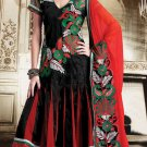 Net & Georgette Bollywood Wedding Salwar Kameez Shalwar Suit - DZ 5108c N