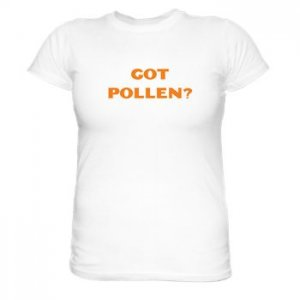 Bee Pollen By 2 Beeuties T Shirt