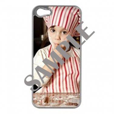 Apple iPhone 5 Case (Silver)