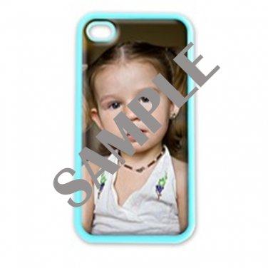 Apple iPhone 4 Case (Blue)