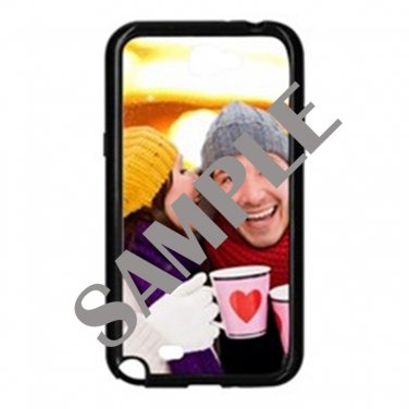 Samsung Galaxy Note 2 Soft Edge Hardshell Case
