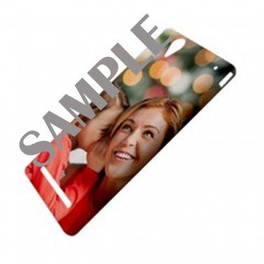 Sony Xperia T2 Ultra Dual Hardshell Case (White)