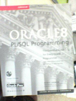 Oracle8 PL/SQL Programming