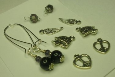 Interchangeable Earring Set