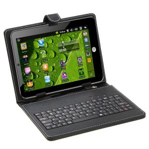 "RPAD 800MHz 256MB 4GB 7"" Touchscreen Tablet Android 2.2 w/Webcam & microSDHC"