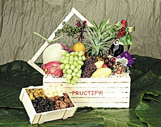 passion box fruit basket