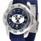BYU Cougars Sport AnoChrome Colored Band  Watch