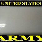 United States Army Photo License Plate Frame