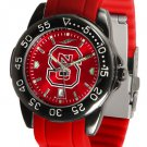 NC State Wolfpack FantomSport AnoChrome Colored Band Watch