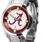 Alabama Crimson Tide Mens' Titan Steel Watch