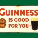 Guinness is Good For You License Plate