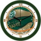 Colorado State Rams Slam Dunk Wall Clock