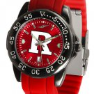 Rutgers Scarlet Knights FantomSport AnoChrome Colored Band Watch