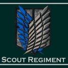 Attack On Titan Scout Regiment Photo License Plate