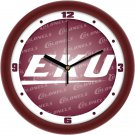 Eastern Kentucky Colonels Dimensional Wall Clock