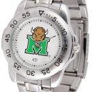 Marshall Thundering Herd Mens' Sport Steel Watch
