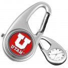Utah Utes Carabiner Watch