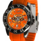 Oklahoma State Cowboys FantomSport AnoChrome Colored Band Watch