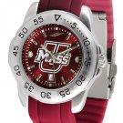 UMass Minutemen Sport AnoChrome Colored Band Watch