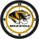 Missouri Tigers Traditional Wall Clock