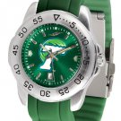 Tulane Green Wave Sport AnoChrome Colored Band Watch