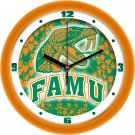Florida A&M Rattlers Dimensional Wall Clock