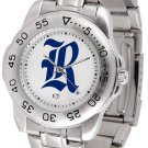 Rice Owls Mens' Sport Steel Watch