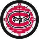 St. Cloud State Huskies Dimensional Wall Clock