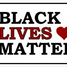 Black Lives Matter Photo License Plate #2