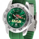 UAB Blazers Sport AnoChrome Colored Band  Watch
