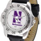 Northwestern Wildcats Mens' Sport Watch