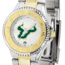 South Florida Bulls Ladies' Competitor Two-Tone Watch