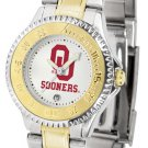 Oklahoma Sooners Ladies' Competitor Two-Tone Watch