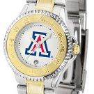 Arizona Wildcats Ladies' Competitor Two-Tone Watch