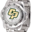 Cal Poly Mustangs Mens' Sport Steel Watch