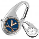 Virginia Cavaliers Carabiner Watch