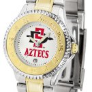 San Diego State Aztecs Ladies' Competitor Two-Tone Watch