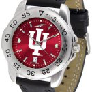 Indiana Hoosiers Mens' Sport AnoChrome Watch