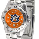 Auburn Tigers Ladies' Sport Steel AnoChrome Watch