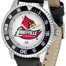 Louisville Cardinals Mens' Competitor Watch