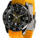 Long Beach State 49ers FantomSport AnoChrome Colored Band Watch