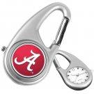 Alabama Crimson Tide Carabiner Watch